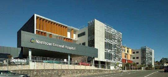 Picture Of Nambour Hospital ...