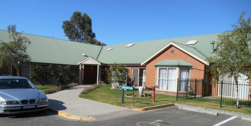aged care entry statement